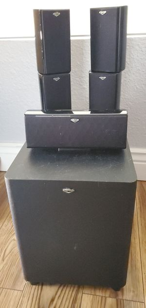 Klipsch surrounded sound system for Sale in Denver, CO
