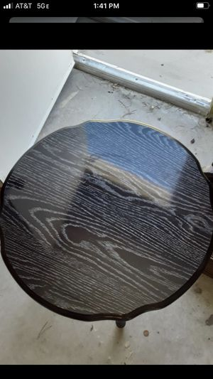 Black table for Sale in Henderson, NV