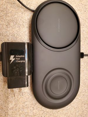 Fast Charge Samsung Wireless Charger Duo for Sale in Camarillo, CA