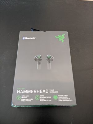 Razer Hammerhead True Wireless - Brand New for Sale in Paterson, NJ
