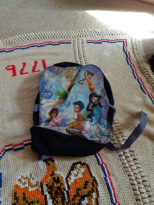 Tinkerbell back pack for Sale in Kent, WA