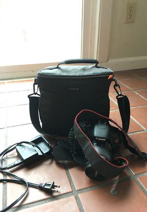Canon Rebel T3i digital camera for Sale in Santa Cruz, CA