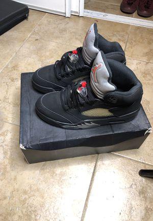 Jordan Metallic 5s for Sale in Glendale, AZ