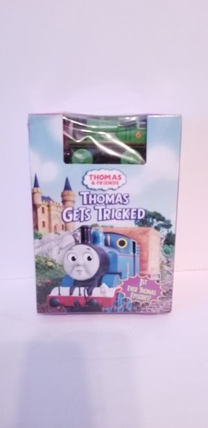Thomas the Train 1st Episode w/ Bonus Wooden Train for Sale in Vancouver, WA