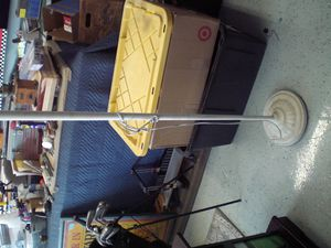 Floor lamp with three-way switch an LED bulb for Sale in Anaheim, CA