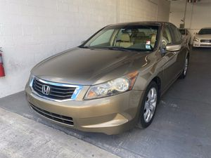 2008 HONDA ACCORD EX-L,, CLEAN TITLE,, GREAT CONDITION,, MUST SEE,, EVERYONE APPROVED,, EASY FINANCING!!! $1000 DOWN!!! for Sale in Hollywood, FL