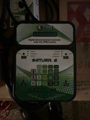 Titan - Saturn 6 Digital Environmental Controller for Sale in San Jose, CA