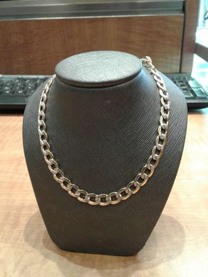 14k yellow gold diamond cut chain for Sale in Chicago, IL