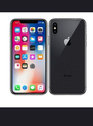 Iphone X unlocked READ DESC for Sale in Fort Worth, TX