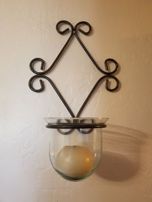 2 candle holders for Sale in Phoenix, AZ