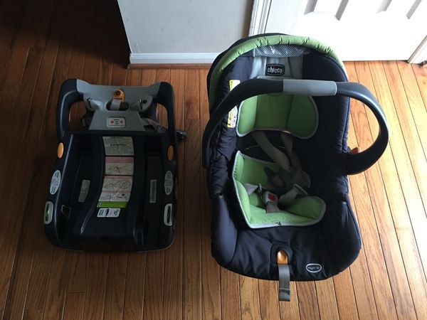 Chicco Infant Car Seat and Base