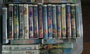 VHS classics - 24 videos for Sale in Winchester, VA