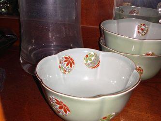 Vintage,Rare Design China Bowls for Sale in Ocala,  FL