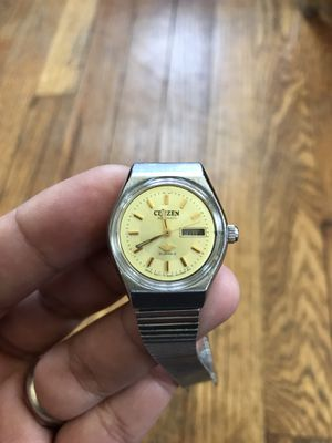 Vintage Citizen Women's Automatic Day/Date for Sale in Whitefish Bay, WI