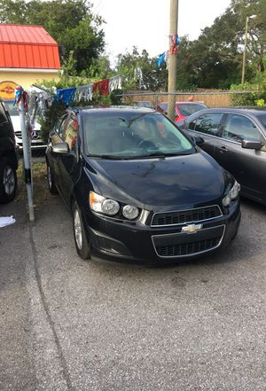2014 Chevy sonic 36k miles 500 down for Sale in Riverview, FL