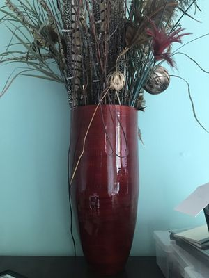 Decorative vase for Sale in Brentwood, TN