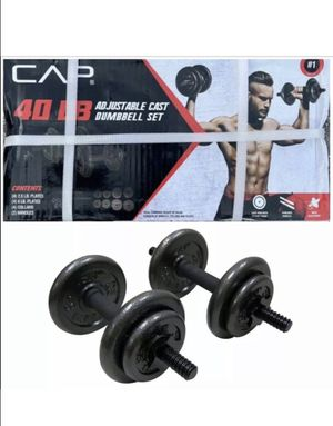 Weights / dumbbell set for Sale in Huntington Beach, CA