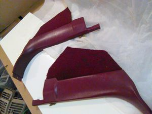 1988, 1994 CHEVROLET silveray kick panels for Sale in Los Angeles, CA
