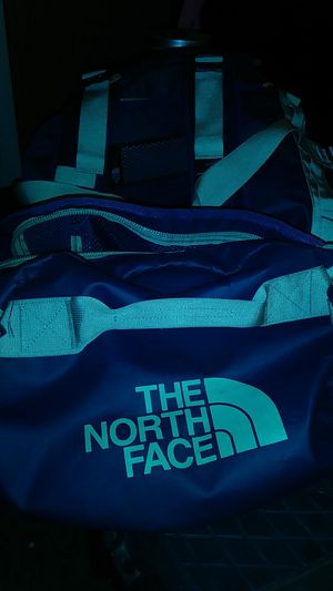 North Face Camping Duffle Bag for Sale in Kent, WA
