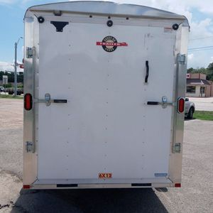 Trailer for work 6x12. (2019) good condition Título En Mano for Sale in Humble, TX
