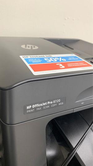 HP Office Jet Pro 8720 for Sale for Sale in El Cajon, CA