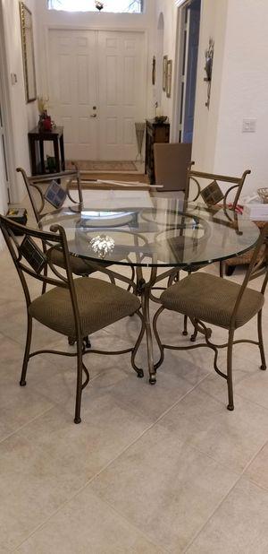 Kitchen Set-Kitchen Table/Chairs for Sale in Boynton Beach, FL