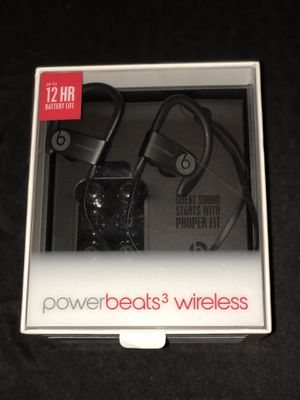 Powerbeats 3 Wireless Earphones for Sale in North Olmsted, OH