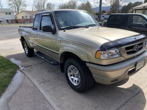 2002 Mazda B 4000 dual sport pick up for Sale in Colorado Springs, CO