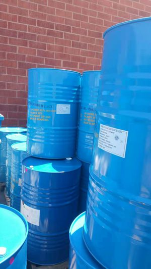 55 gallon metal drums $15 each no chemical for Sale in Ontario, CA