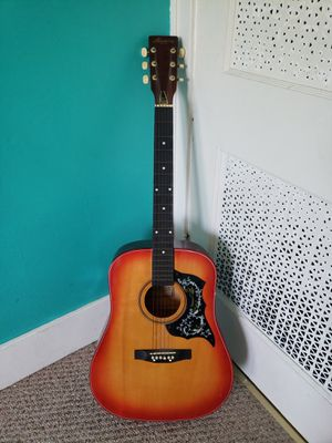 Harmony Acoustic Guitar- Open to Negotiations! for Sale in Petersburg, MI
