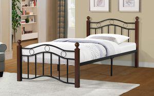 Metal Platform Bed, Twin ,7573 for Sale in Norwalk, CA