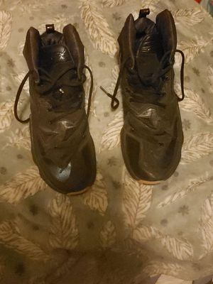 Nike LeBron Xiii basketball shoes for Sale in Irving, TX