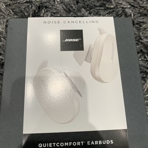 BRAND NEW Bose QuietComfort Noise Cancelling Earbuds FACTORY SEALED for Sale in Glendale, CA