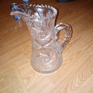 Real Crystal Hand Carved Lemonaid Picture for Sale in Eustis, FL