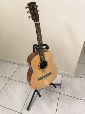 Cascade guitar with stand for Sale in Santa Monica, CA