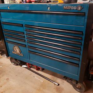 Custom Built Massive Matco Tool Box Toolbox Rollaway for Sale in Mesa, AZ