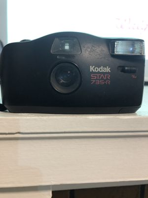 Kodak Star 735 Flash Battery Operated 35mm Film Camera- for Sale in Chicago, IL