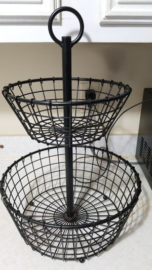 Fruit basket for Sale in Hamilton, VA