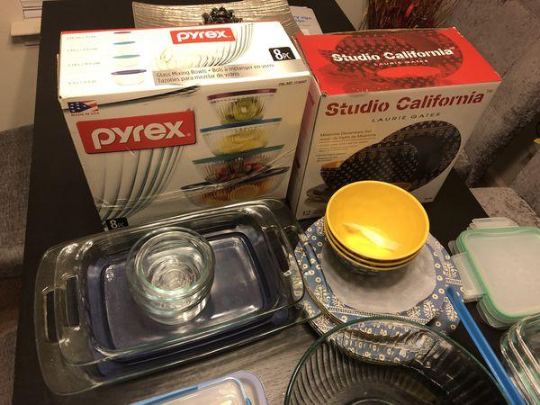 Glassware Kitchen items