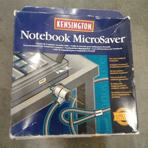 Kensington Notebook MicroSaver (64068C), new in box! for Sale in Portland, OR