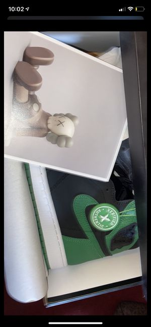 "JORDAN 1 ""PINE GREEN"" SZ:9.5 DEADSTOCK 100% for Sale in San Jose, CA"