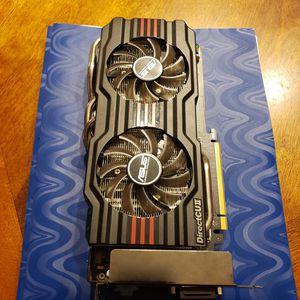 Asus GTX660 for Sale in Denver, CO
