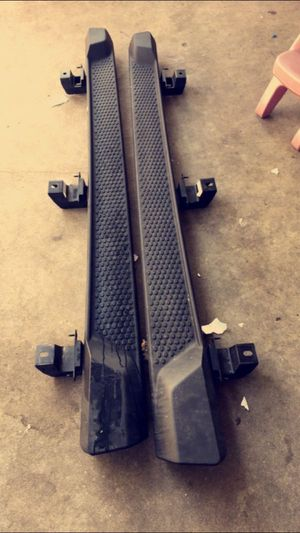 Jeep side steps and front bumper for Sale in Santa Ana, CA