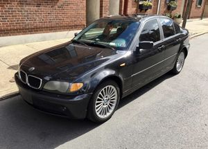 BMW 325xi 2003, 237k, loaded with sport package with sport rims and premium pkg for Sale in Philadelphia, PA