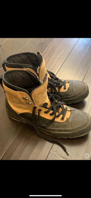 Converse Hiking Boots 🥾 size 12 for Sale in Redondo Beach, CA