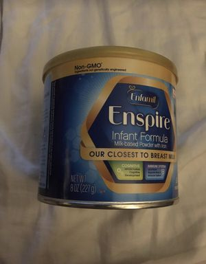 Enfamil Enspire 8oz cans for Sale in Phoenix, AZ
