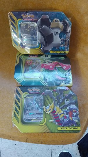 Pokemon tins for Sale in Bell Gardens, CA