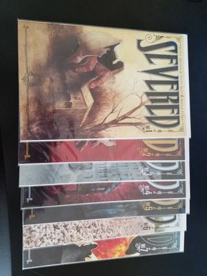 Severed Comic Run #1-7 NM for Sale in Westminster, CO