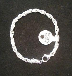 Sterling Silver Bracelet for Sale in Mesa, AZ
