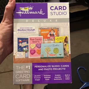 HALLMARK CARD STUDIO for Sale in Palm Bay, FL